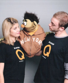 'Avenue Q' with 'Nicky' and Mike